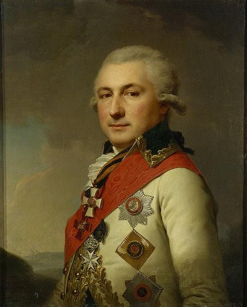 7. Welcher spanische Adelige aus Neapel, dessen Namen eine der Prachtstraßen Odessas bis heute trägt, gehörte zu den Gründungsvätern der Stadt 1794?