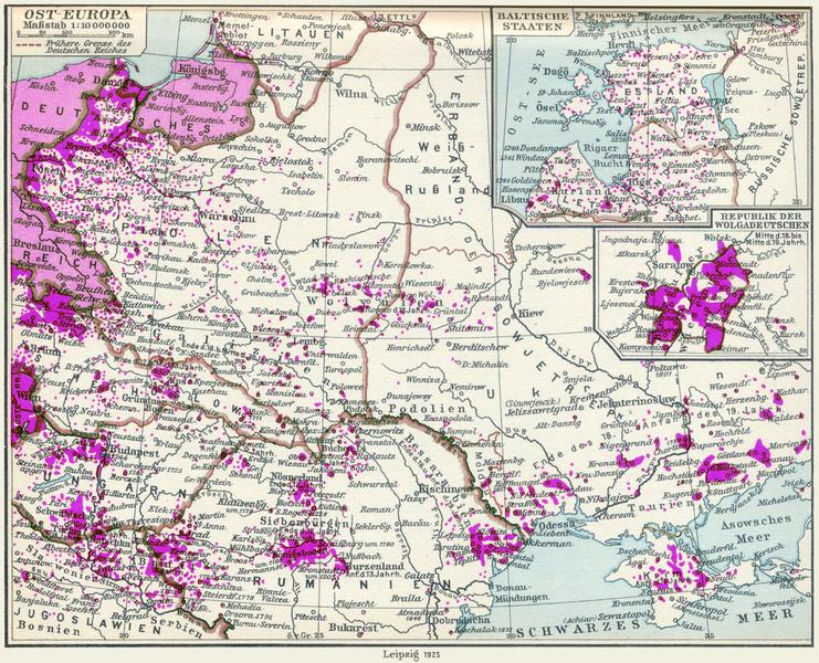 11. Wie bezeichnet man in der Ukraine bis heute protestantische Kirchen, die von deutschen Kolonisten erbaut wurden?
